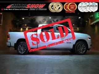 Used 2019 RAM 1500 Sport w/ 6.5 Ft Box, Htd Wheel & Seats, Hard Tonneau !! for sale in Winnipeg, MB