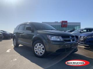 Used 2017 Dodge Journey CVP/SE *PUSH BUTTON START, BLUETOOTH,* for sale in Midland, ON