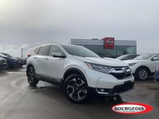 Used 2018 Honda CR-V Touring for sale in Midland, ON