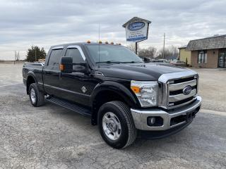 Used 2016 Ford F-250 Super Duty SRW XLT,Diesel,6 Passenger for sale in Ridgetown, ON