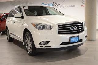 Used 2014 Infiniti QX60 AWD for sale in Richmond, BC