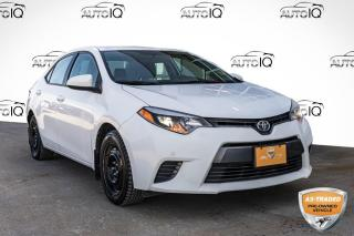 Used 2016 Toyota Corolla LE AS TRADED SPECIAL | YOU CERTIFY, YOU SAVE for sale in Innisfil, ON