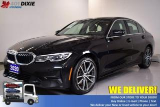 Used 2020 BMW 3 Series 330i xDrive for sale in Mississauga, ON