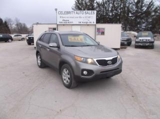 Used 2011 Kia Sorento for sale in Elmvale, ON