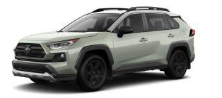 New 2021 Toyota RAV4 TRD Off Road for sale in Renfrew, ON