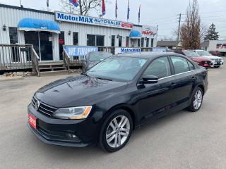 Used 2015 Volkswagen Jetta HIGHLINE-1.8 TSI- SOLD SOLD for sale in Stoney Creek, ON
