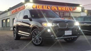 Used 2015 BMW X3 Xdrive35i Xline for sale in Oakville, ON