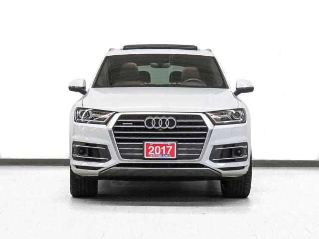 2017 Audi Q7 Progressiv Quattro Navigation Leather Sunroof Back