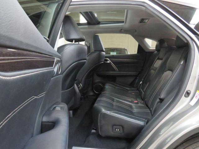 2017 Lexus RX 350 AWD Navigation HUD Leather PanoRoof Backup Camera