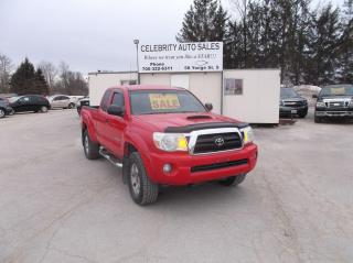 Used 2006 Toyota Tacoma TRD  SR5 4X4 E CAB for sale in Elmvale, ON