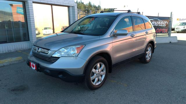 2007 Honda CR-V EX-L WITH NAVI