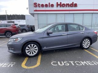 Used 2013 Honda Accord Sedan EX-L for sale in St. John's, NL