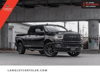 Used 2020 RAM 3500 Laramie  Rare Truck/ Single Owner/ Soft Tonneau for sale in Surrey, BC