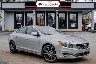 Used 2014 Volvo S60 T6 AWD for sale in Ancaster, ON