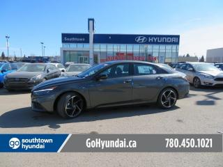 New 2021 Hyundai Elantra N LINE for sale in Edmonton, AB