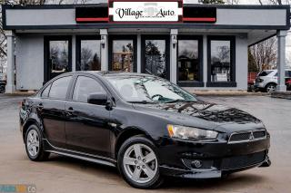Used 2009 Mitsubishi Lancer SE for sale in Ancaster, ON
