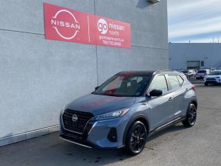 New 2021 Nissan Kicks 360 CAM/REMOTE ENGINE START/BOSE AUDIO/BLIND SPOT/LANE WARNING for sale in Edmonton, AB