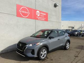 New 2021 Nissan Kicks S for sale in Edmonton, AB