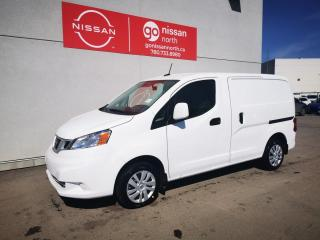 New 2021 Nissan NV200 Compact Cargo S for sale in Edmonton, AB