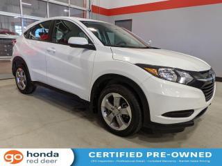 Used 2018 Honda HR-V LX for sale in Red Deer, AB