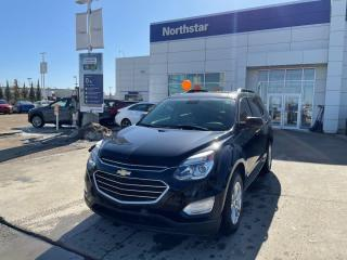 Used 2016 Chevrolet Equinox LT AWD/LEATHER/SUNROOF/BACKUPCAM/HEATEDSEATS/BLUETOOTH for sale in Edmonton, AB