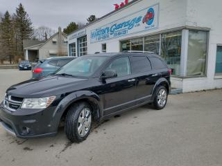 Used 2011 Dodge Journey RT for sale in St. Jacobs, ON
