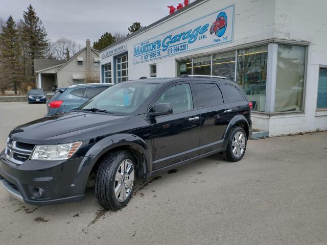 2011 Dodge Journey RT