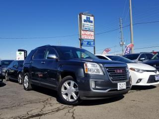Used 2017 GMC Terrain Heated seats | Pano Roof | AWD | SLT | Certified for sale in Brampton, ON