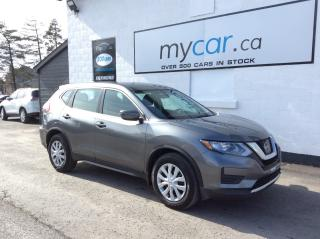 Used 2017 Nissan Rogue HEATED SEATS, BACKUP CAM, BLUETOOTH!! for sale in Richmond, ON