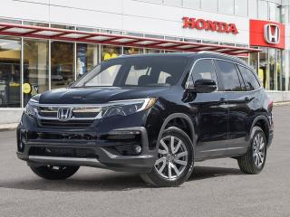 New 2021 Honda Pilot EX-L NAVI for sale in Vancouver, BC