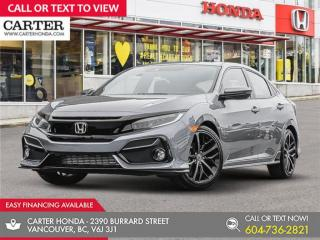 New 2021 Honda Civic Sport Touring for sale in Vancouver, BC