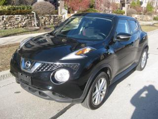 Used 2016 Nissan Juke CERTIFIED, NO ACCIDENTS, WELL MAINTAINED for sale in Toronto, ON
