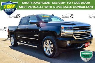 Used 2018 Chevrolet Silverado 1500 High Country LOADED for sale in Grimsby, ON