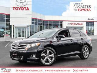 Used 2016 Toyota Venza V6 | REDWOOD EDTION ***RARE*** for sale in Ancaster, ON