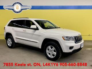 Used 2012 Jeep Grand Cherokee LAREDO 4x4 for sale in Vaughan, ON