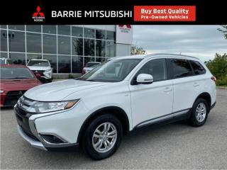 Used 2016 Mitsubishi Outlander SE | V6 | 4 Wheel Drive | 7 Passenger for sale in Barrie, ON