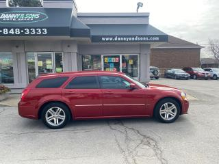 Used 2007 Dodge Magnum R/T AS-IS for sale in Mississauga, ON
