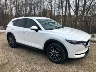Used 2018 Mazda CX-5 GT With only 71050 km $97 weekly for sale in Perth, ON