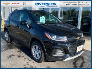 New 2021 Chevrolet Trax LT Rear HD Camera |  Heated Seats | Automatic Climate Control | Sirius XM Radio for sale in Wallaceburg, ON