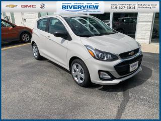 New 2021 Chevrolet Spark LS CVT Rear HD Camera | Climate Control | OnStar for sale in Wallaceburg, ON