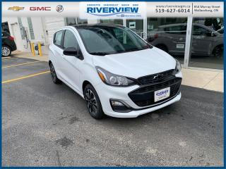 New 2021 Chevrolet Spark 1LT CVT Cruise Control | Backup Cam | WI-FI | Onstar for sale in Wallaceburg, ON