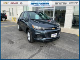 New 2021 Chevrolet Trax LS Rear HD Camera |  Heated Seats | Automatic Climate Control | Sirius XM Radio for sale in Wallaceburg, ON
