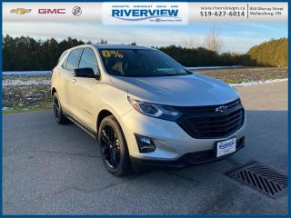 New 2020 Chevrolet Equinox LT Rear HD Camera |  Heated Seats | Automatic Climate Control | Sirius XM Radio for sale in Wallaceburg, ON