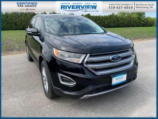Used 2018 Ford Edge SEL One Owner   No Accidents   Rear HD Camera   Heated Seats for sale in Wallaceburg, ON