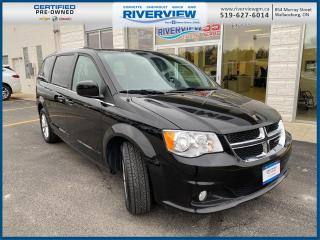 Used 2019 Dodge Grand Caravan CVP/SXT One Owner | DVD | Sunroof | Low KM for sale in Wallaceburg, ON