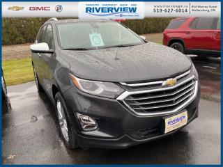 New 2021 Chevrolet Equinox Premier Remote Start | Rear HD Camera | Heated Seats for sale in Wallaceburg, ON
