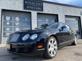 Used 2008 Bentley Continental Flying Spur W12 for sale in Guelph, ON