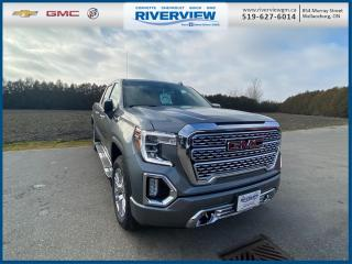 New 2021 GMC Sierra 1500 Denali Rear HD Camera |  Heated Seats | Automatic Climate Control | Sirius XM Radio for sale in Wallaceburg, ON