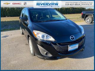 Used 2012 Mazda MAZDA5 GS One Owner | No Accidents | LOW KMS for sale in Wallaceburg, ON