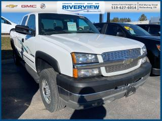 Used 2003 Chevrolet Silverado 2500 HD One Owner | Cruise Control | 16